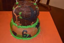 mom swim bike run duck dynasty birthday party and cake