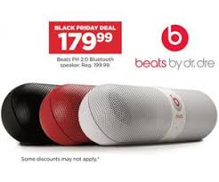 black friday bluetooth speaker deals beats pill 2 0 bluetooth speaker deal at kohl u0027s black friday is