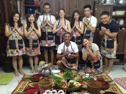 cours de cuisine thailandaise