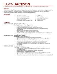 hostess resume exles hostess resume sle skills fresh hotel templates well snapshot