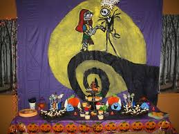 Nightmare Before Christmas Birthday Party Decorations - 41 best nightmare before christmas party images on pinterest
