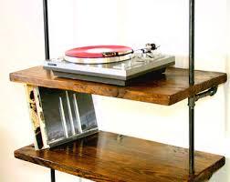 Lp Record Cabinet Furniture Record Shelf Etsy