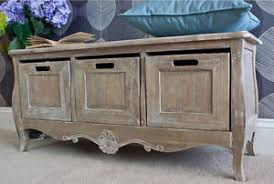Rustic Storage Bench with Rustic Storage Bench French Window Seat Large Wood Cabinet Hall
