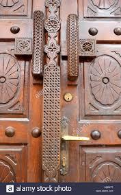 Wooden Door Islamic Wooden Door Mosque Stock Photos U0026 Islamic Wooden Door