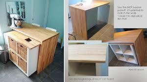 meuble cuisine diy ilot cuisine a faire soi meme 3 fabriquer lzzy co meuble de