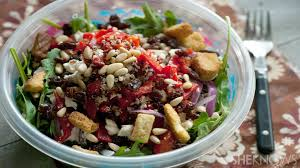 4 delicious lunch worthy salad ideas