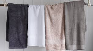 choosing your bathroom towels sheridan life