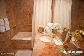 Bathrooms In Nyc Best Hotel Bathrooms In New York Trump International Hotel And