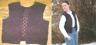 vest patterns