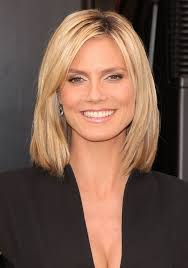 what face shape heidi klum celebrity hairstyles heidi klum haircuts