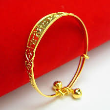 child bracelet gold images The baby 39 s gold bracelet 999 thousand gold bracelets child jpg