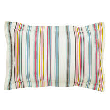 multi coloured striped bedding joules bath stripe bed linen at