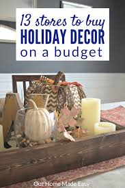 home decor stores in tulsa ok 13 favorite places to buy holiday decor on the cheap u2022 our home