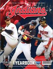 yearbook programs cleveland indians mlb programs ebay