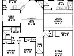 plans with open concept one story house plans with open floor one