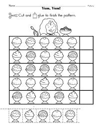 preschool food patterns patterns kid