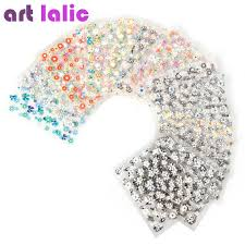 buy 10 pcs sheets nail art transfer stickers 3d design manicure