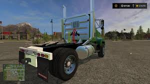 kenworth 2017 kst kenworth t800 fixed v2 4 for fs 2017 farming simulator 2017