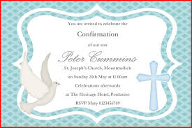 templates for confirmation invitations best of confirmation invitations image of invitation templates 67642