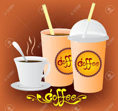 coffee cup and cool royalty free cliparts vectors and stock