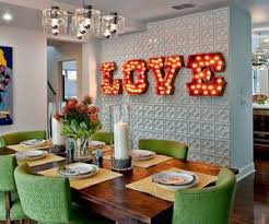 how to light up a room how to light up a room s décor with marquee letters