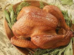 thanksgiving smoked turkey the most unexpected dishes at food network staffers u0027 thanksgiving