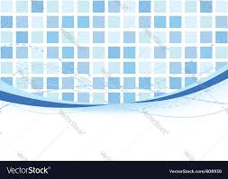 background blue tiles royalty free vector image