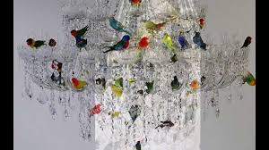 Youtube Chandelier Xl Bird Chandelier By Sebastian Errazuriz Youtube Bird Chandelier