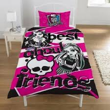Monster High Bedroom Decorations Monster High Bedding And Room Decor Unique Novelty Gifts