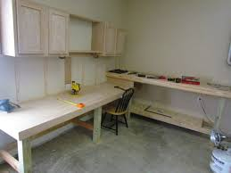 garage workbench how to build workbench inrage built tough plans
