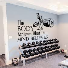 Home Gym Interior Design Home Gym Designs That Will Make You Wanna Sweat