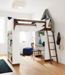 Bunk Bed Desk Best 25 Loft Bed Desk Ideas On Pinterest Bunk With Regarding