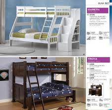 Bookcase Ladder Kit by Bunk Beds With Desk Kid U0027s Bedroom 11 Furniture Mission Viejo