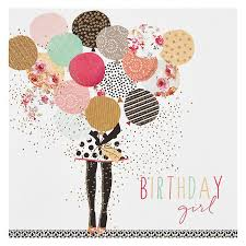 online birthday card buy portfolio balloon girl birthday card online at johnlewis