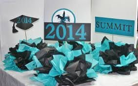 Homemade Graduation Party Centerpieces by Graduation Senior Decorations Centerpieces Party Decorations