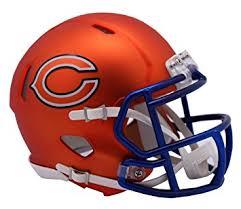 Chicago Bears Chicago Bears Blaze Alternate Speed Riddell Mini
