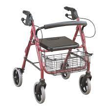 senior walkers with seat rollator walker for senior citizen seniorshelf