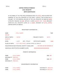 template birth certificate house rental free fax cover sheet template