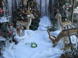 Christmas Decorations Garden Centre by Snow Queen Display Picture Of Endsleigh Garden And Leisure