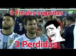 Memes De Messi - memes de messi memes penal fallido de messi final copa america