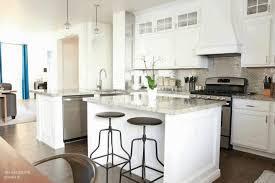 kitchen design ideas white cabinets soft beige carpet brass