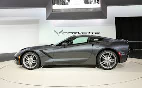 2014 chevrolet corvette stingray price 2014 chevrolet corvette stingray coupe z51 2lt top auto magazine