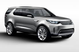 land rover lr4 white 2017 land rover discovery vision concept unveiled photo u0026 image gallery
