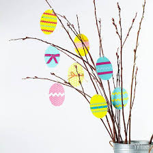 Easter Decorations Paper by Easy And Creative Easter Decorations Women Daily Magazine
