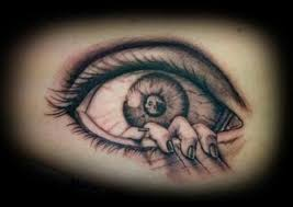 eye tattoos and designs page 128