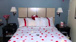 bedroom pretty bedroom ideas for romantic anniversary with red
