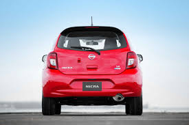 nissan small car 2015 nissan micra u2013 small on size big on value rack and opinion