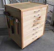 Woodworking Plans Garage Cabinets by Built This Tool Cabinet For The Shop Woodworking Pinterest