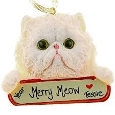cat ornaments ornaments for you