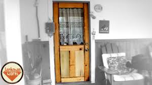 How To Build A Interior Door How To Build A Door From Scratch Mission Style